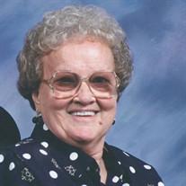 Mrs. Evangeline Aletha Stockham