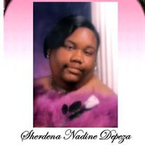 Ms.  Sherdena  Nadine  Depeza