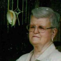 MRS. ANNIE ELIZABETH (LIZ) THORNTON