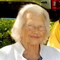 Mary Ann Keefauver Martin