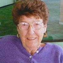 Gladys Leona Posey