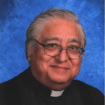 Fr. Raymond Paramo CSB