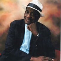 Pastor Mims Rouse, Sr.