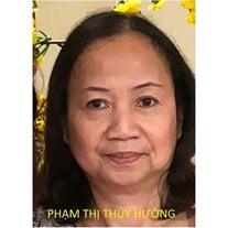 Pham Thi Thuy Huong