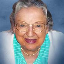 Mrs. Marjorie Jean Hooker Whitehead