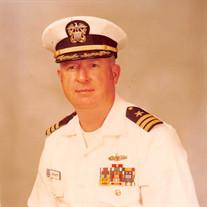 Commander Paul L. Bennett USN (Ret.)
