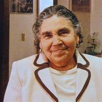 Maria Teofila Robles