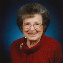 Ruth Elinor Peterson