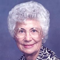 Billie Sue Davis Garrett