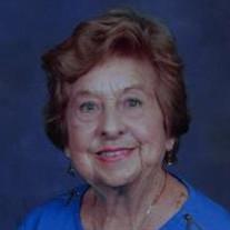 """Patricia """"Pat"""" Ann Self"""