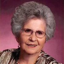Mrs. Miriam Melton Simpson Hall