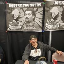 """Robert """"Banjo"""" Saunders"""