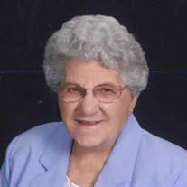 Henrietta M. Riebold