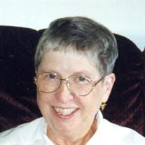 """Mrs. Margaret """"Peg""""  B. Lewis"""
