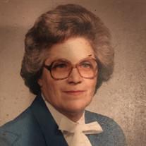 Hazel Turner Meadors