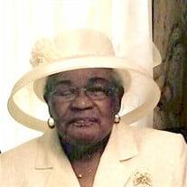 Bernice M Bass