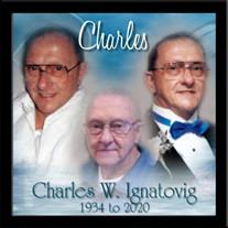 Charles W. Ignatovig