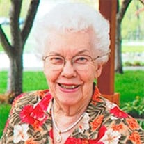 Carolyn Harriet Parrish