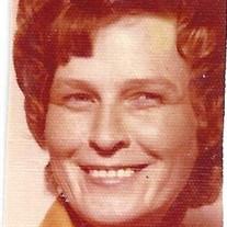Eunice Claudette Evans
