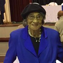 Mrs. Gladys Dacus