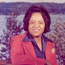 Mrs. Mary Jo Brooks Collins