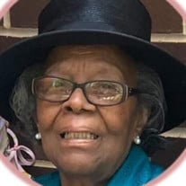 Mrs. Gertrude Richardson