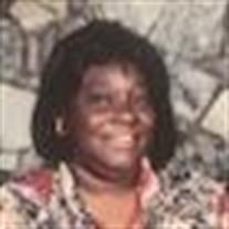 Pastor   Mary  Jane Davis