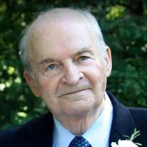 Rev. Ralph Lord Roy