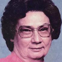 Mamie  Lee Roberts
