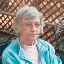 Mrs. Doris Allred Chriscoe