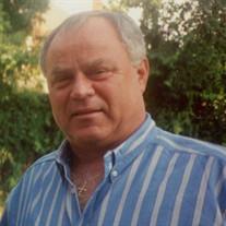 """Louis Bertrand """"LB"""" Blair"""