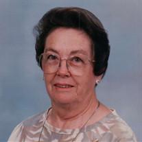 Mrs. Joyce Nichols Jones