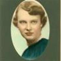 Gladys Ruth High