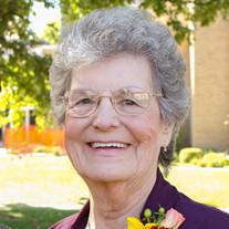 Joyce Isabella Evans Douglas