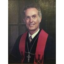 Reverend Vernon Donald Emmel