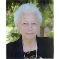 Edith May Simmons