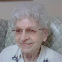 Bertha Edith Seltenheim