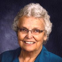 Bettie Mae Karlstad