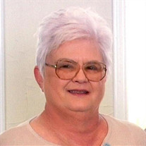 Mrs. Margaret Ann (Horlander)  Minton