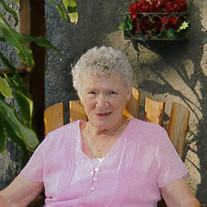 Mrs. Lillian Joyce Peltier
