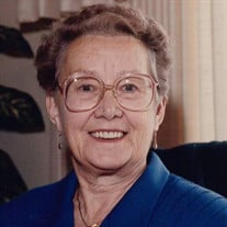 Mrs. Ardina Hoenselaar (nee Josephs)