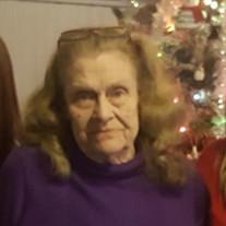 Margaret Ann Hutchins Wilson