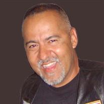 SFC (Ret) Johnny Lozano