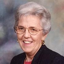 Florence Irene Vomhof