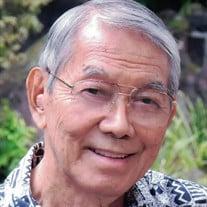 George Tamotsu Kishaba