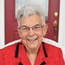 Mrs. Bobbie Nell Cotten Alexander