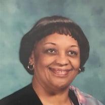 Mrs. Gloria Juanita Jones