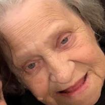 Margaret Jane Cooksey