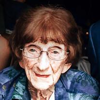Irene M Russell