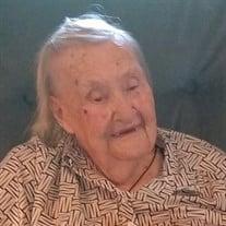 Doris Sue Duke Matthews